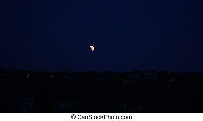 éclipse, lunaire