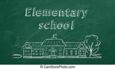école, élémentaire