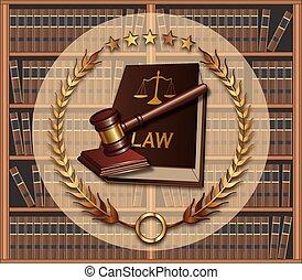 école, droit & loi, -, avocat
