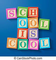 école, frais