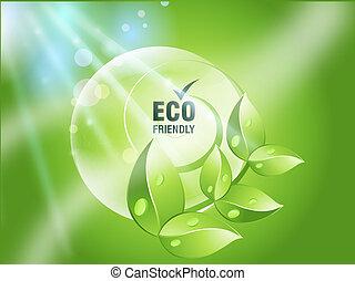 écologie, concept