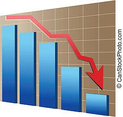 économique, financier, ou, crise