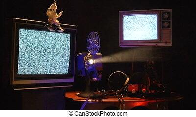 écrans, ws, analogue