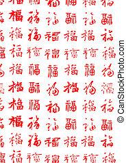 écriture chinoise, conception