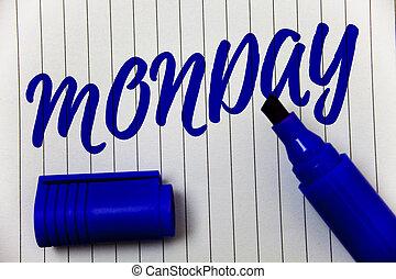 écriture, scénario, semaine, dos, monday., projection, week-end, note, fond, photo, wakeup, jour, linned, showcasing, marqueur, business, sur, gras, travail, aiguisé, premier, stylo, nib., highlighter, tôt, casquette
