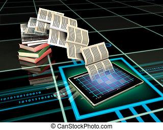 édition, numérique