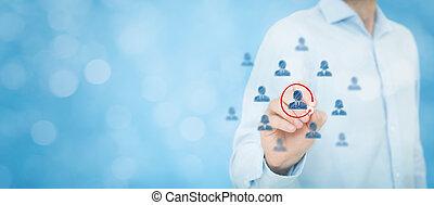 éditorial, commercialisation, segmentation