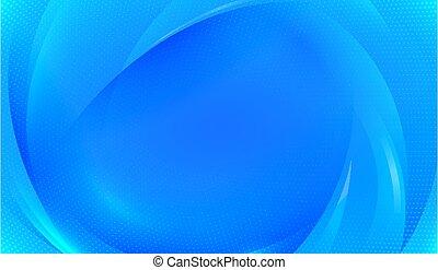 élégance, fond, résumé, bleu