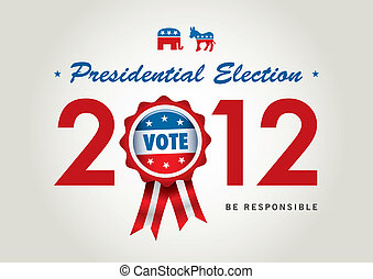 élection, nous, présidentiel, 2012