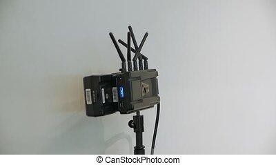 émetteur, technologie sans fil