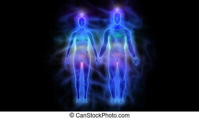 énergie, aura, chakras, guérison