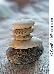 équilibre, calme