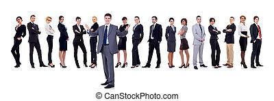 équipe, leur, business, éditorial