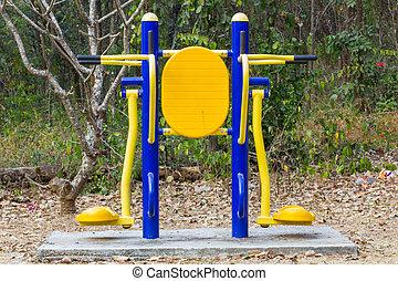 équipement, exercice