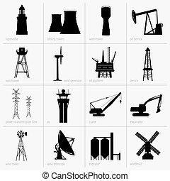 équipement, industrie