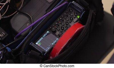 équipement sonore, enregistreur