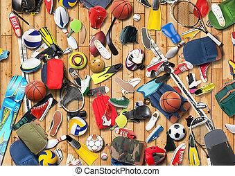 équipement sports