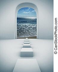 étapes, paradis