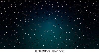 Leuchtaufkleber l/'Espace étoiles Univers Espace nuit-Clair Fluorescent