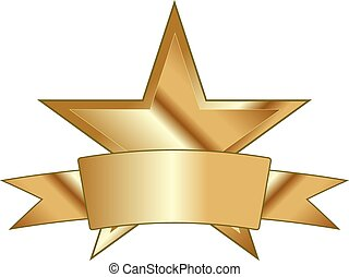 étoile, bannière