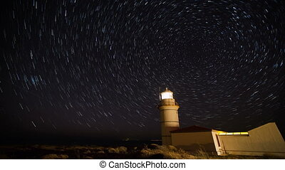 étoile nord, phare
