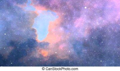 étoiles, ciel