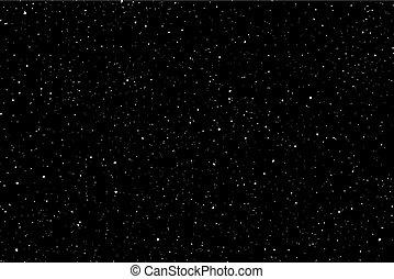 étoiles, fond, unvierse