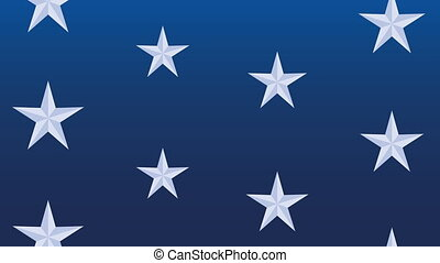 étoiles, uni, amérique, modèle, etats