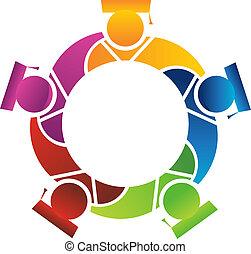 étudiants, collaboration