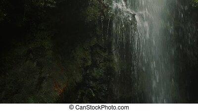 évalué, chute eau, de, -, lapalma, los, version, tilos, canaris