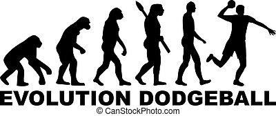 évolution, dodgeball