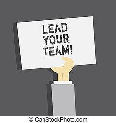 être, concept, ton, reussite, plomb, texte, team., obtenir, signification, bon, accomplir, goals., écriture, éditorial