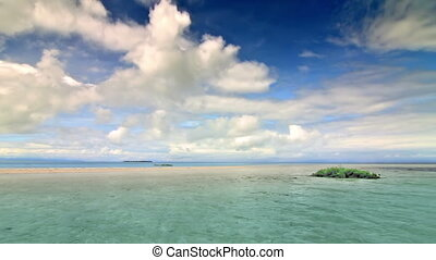 île, éden