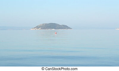 île, marine