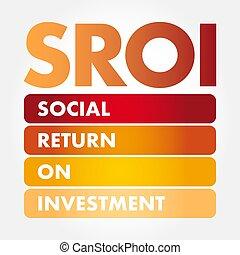 -, acronyme, retour, social, sroi, investissement