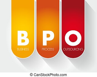 -, business, bpo, acronyme, processus, outsourcing