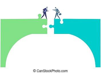 -, illustration.eps, symbole, connexion, vecteur, association