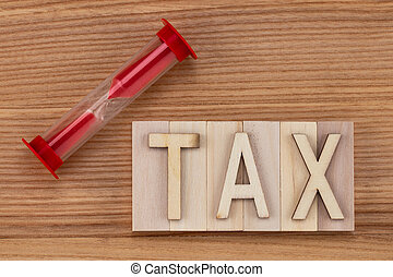 -, lettres, sablier, bois, impôt, texte, blocs, vendange