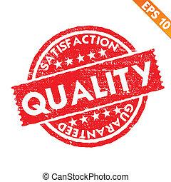 -, vecteur, qualité, tamponnez collection, eps10, autocollant, illustration
