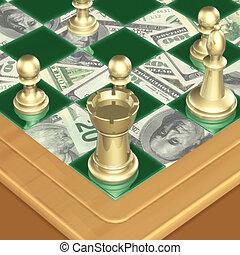 01, finance, échecs