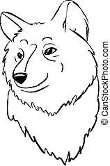 02, wolf-head