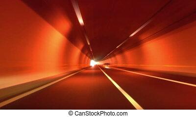 04, tunnel, vitesse, résumé