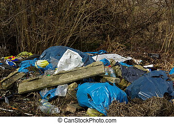 06, décharge ordures