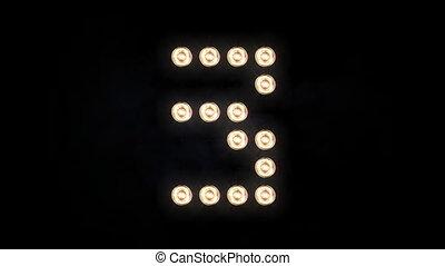 082, projecteurs