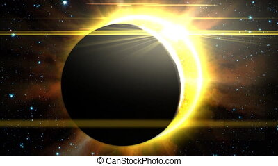 1, éclipse solaire
