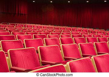 1, allocation places, théâtre