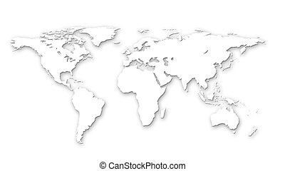 1, continents