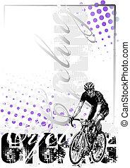 1, cyclisme, fond