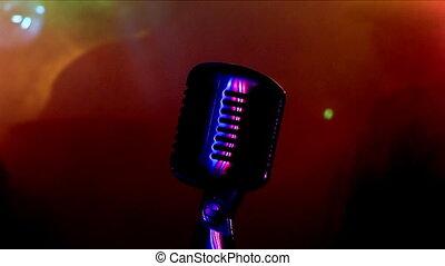 1, microphone