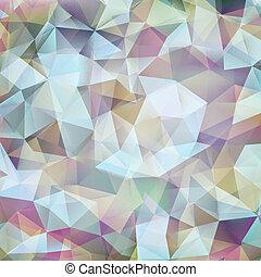 10, résumé, pattern., eps, forme, conception, géométrique